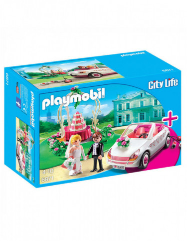 Playmobil Fiesta de Boda 4008789068712