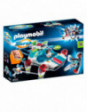 Playmobil Fulgurix con Agente Gene 4008789090027