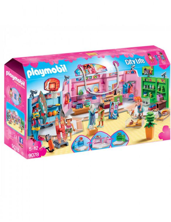 Playmobil Paseo Comercial 4008789090782