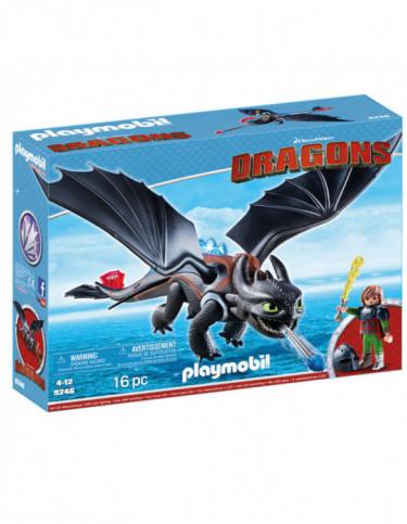 Playmobil Hipo y Desdentao 4008789092465