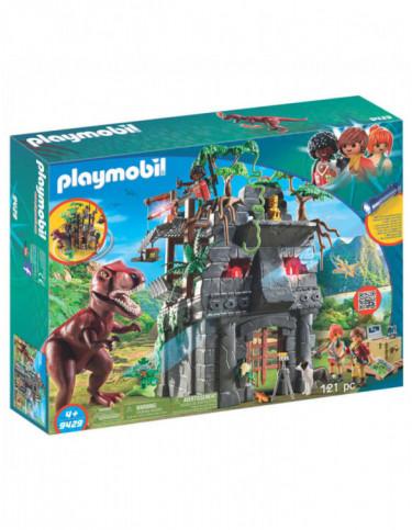 Playmobil Campamento Base T-Rex 4008789094292