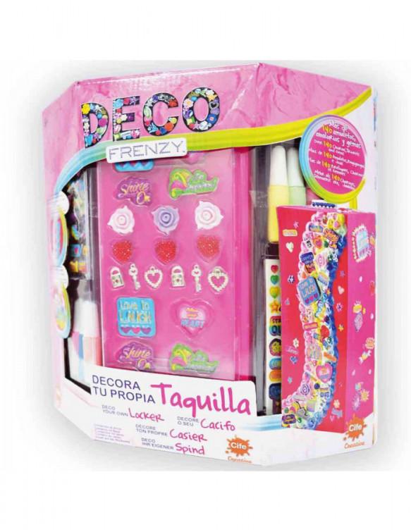 Deco Frenzy Taquilla 8435442405045