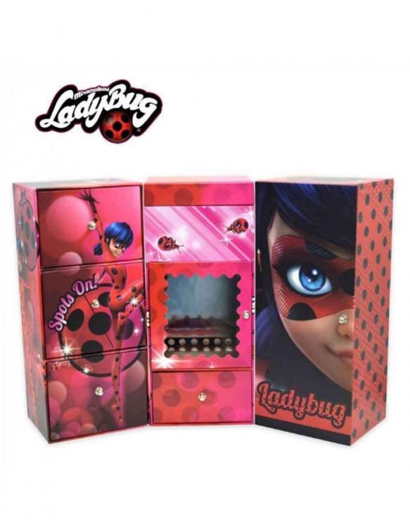 Ladybug Taquilla Triple 8435442411169