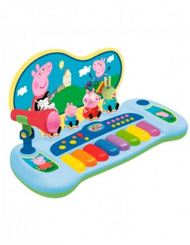 Peppa Pig Organo con Personajes 8411865023288