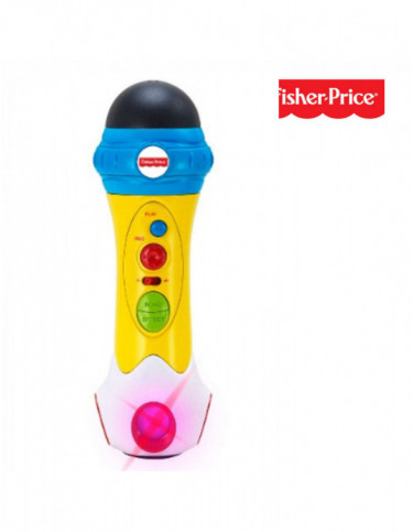 Micro Grabador Fisher Price 731398917396