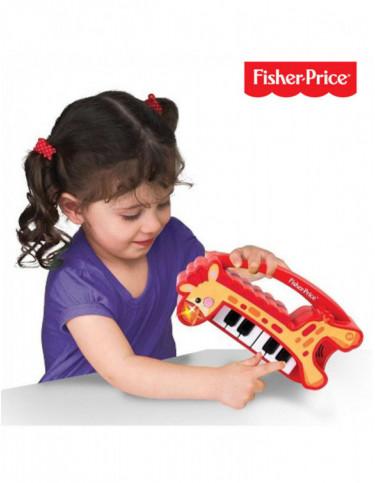 Piano Jirafa Fisher Price 731398921317