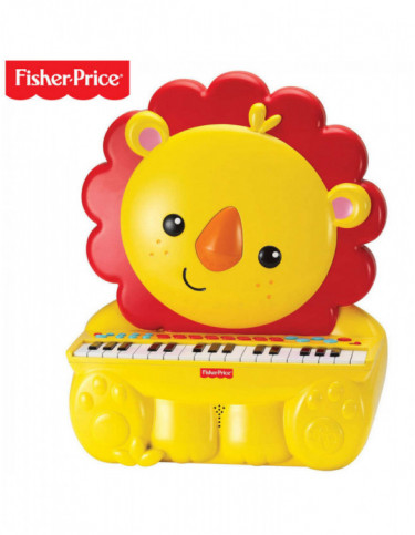 Piano León Fisher Price 731398925162