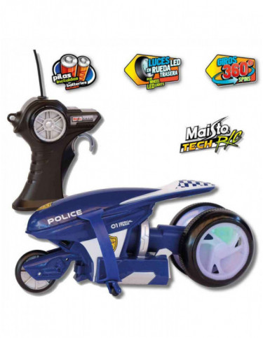 Moto R/C Huracán Police 90159870661