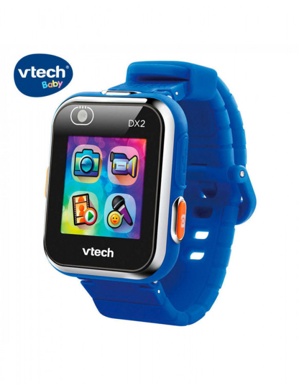 Kidizoom Smart Watch DX2 Azul Vtech 3417761938225
