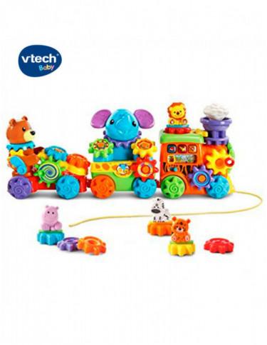 Tren de Animales Vtech 3417761989227