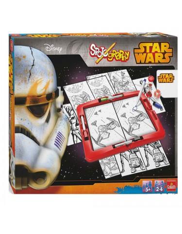 Star Wars Buscas las Diferencias 8711808701595