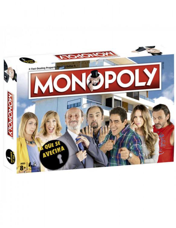 Monopoly La que se Avecina 8437016363454