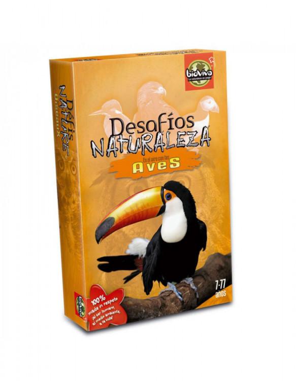 Juego Aves Desafíos 3569160281058 Juegos de sala