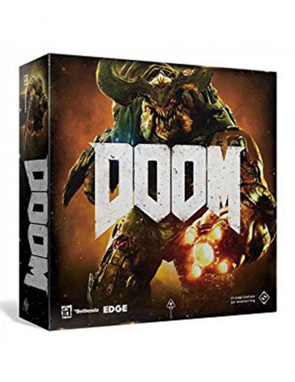Doom Juego de Tablero 8435407613850 Juegos de sala