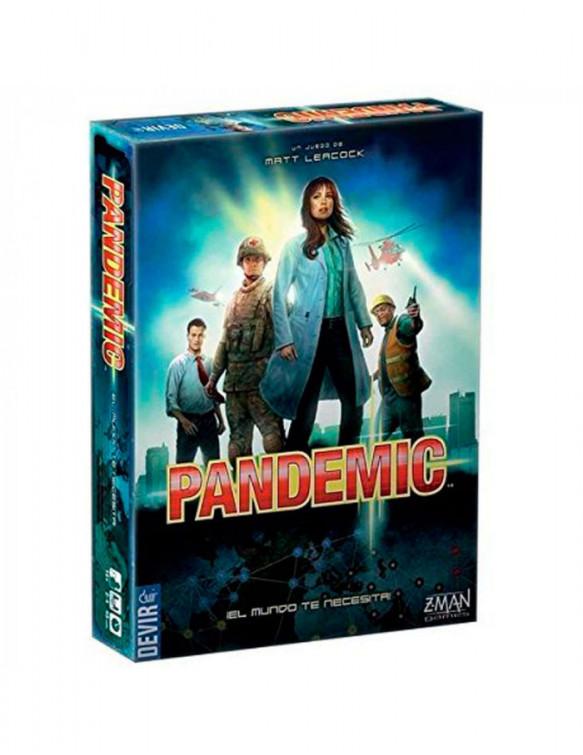 Pandemic 8435407620001 Juegos de estrategia