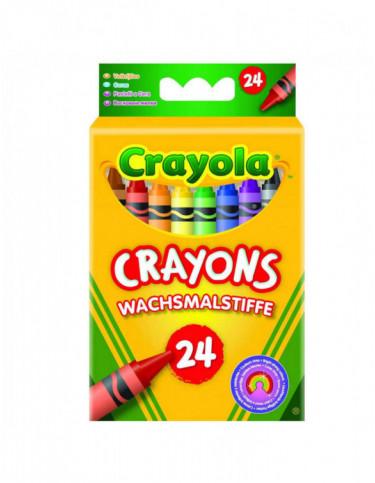 Crayola 24 Ceras 5010065000247