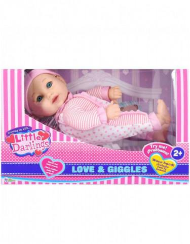 Muñeca Ríe Little Darling 845371033017