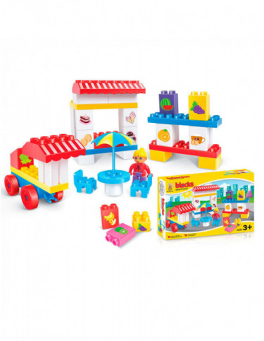 Bloques Construcción Supermercado 5022849738703