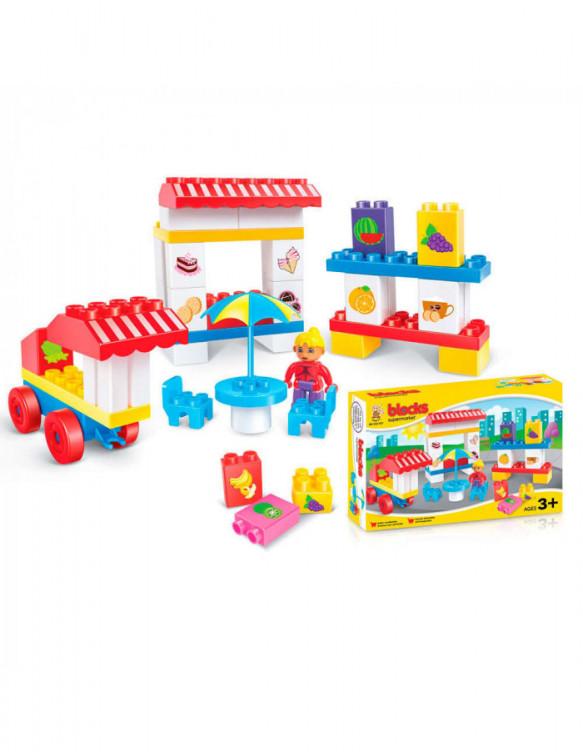 Bloques Construcción Supermercado 5022849738703 Otras marcas