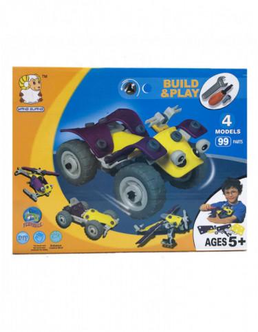 Construcción Vehículo 99 Piezas 5022849738949