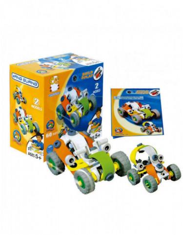 Construcción Motorbike 60 Piezas 5022849738956