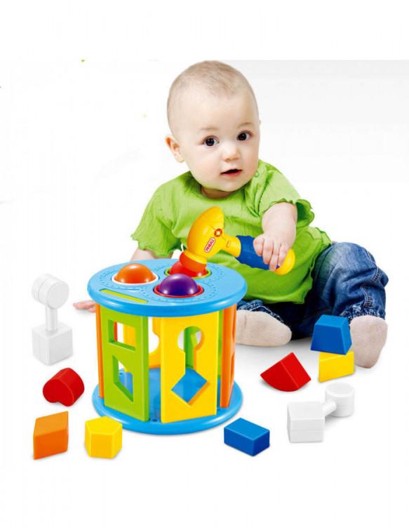 Cubo de Encajes 6931000003293 Apilables y construcciones