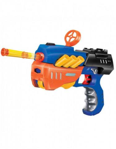 Pistola Quich Fire Dardos Espuma 4895162813355
