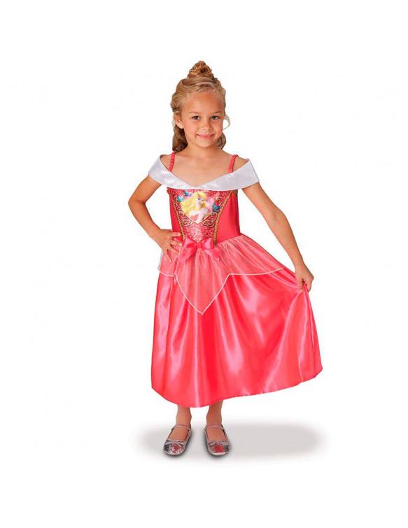Bella Durmiente Disfraz T-M 883028297498 Para niña