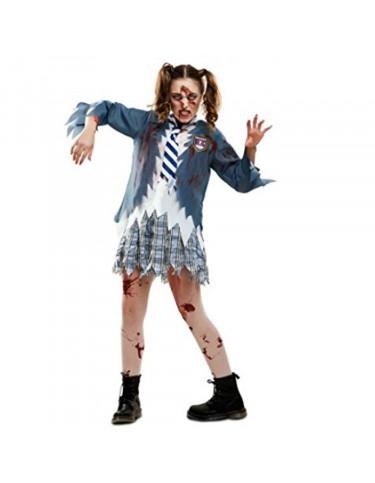 Disfraz Estudiante Zombie Adulto T M-L 8435408219525
