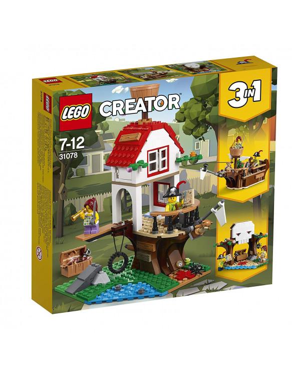 Lego 31078 Tesoros De La Casa Del Árbol 5702016111774