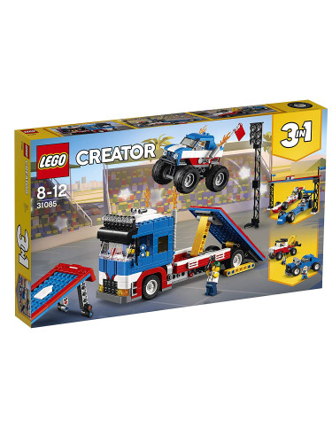 Lego 31085 Espectáculo Acrobático Ambulante 5702016111101