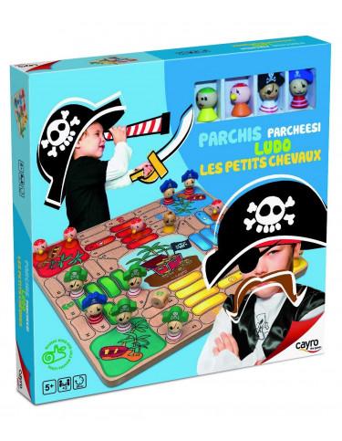 Parchís Pirata. 8422878808403