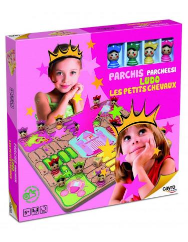 Parchís Princesas. 8422878808410