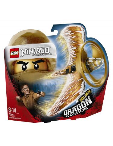 Lego 70644 Maestro Del Dragón Dorado 5702016110784