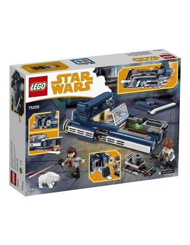 Lego 75209 Speeder Terrestre de Han Solo 5702016110579
