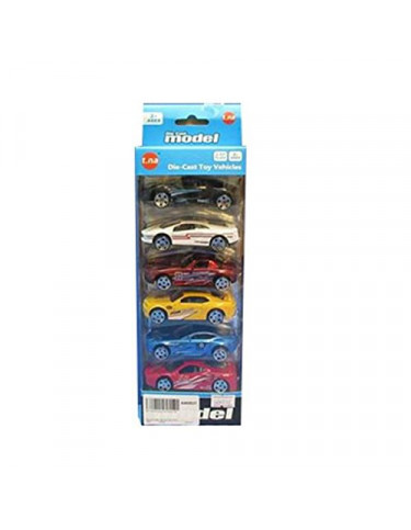 Vehículos Pack 6 5022849736495