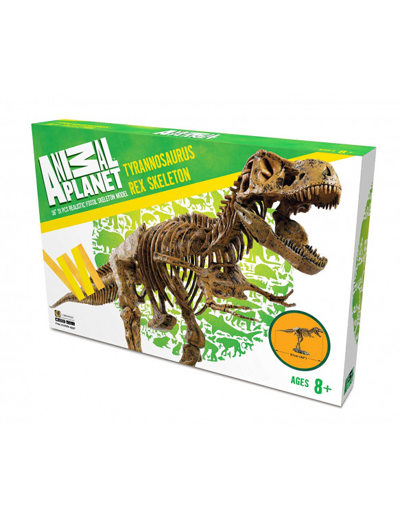 Tiranosaurus Rex Animal Planet 4893338520380 Experimentos