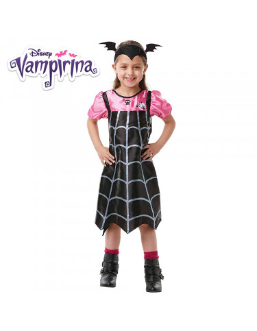 Vampirina Disfraz T-T 1-2 años 883028286522