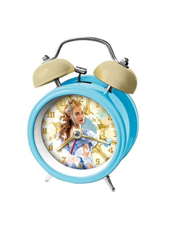 Cenicienta Reloj Despertador 8435333835654