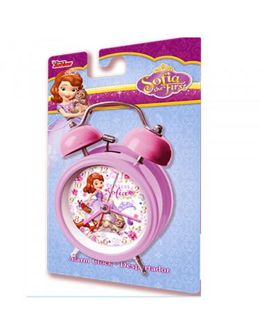 Princesa Sofia Reloj Despertador 8435333830901