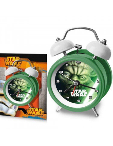 Yoda Star Wars Reloj Despertador 8435333824788