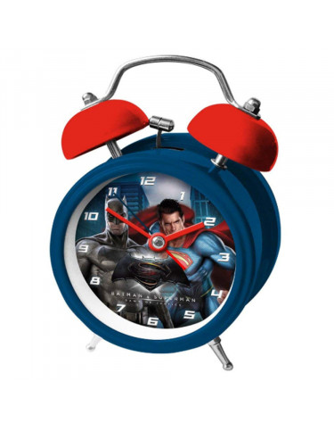 Batman vs Superman Reloj Despertador 8435333852316 Relojes