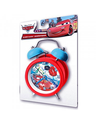 Cars Reloj Despertador 8435333833674 Cars