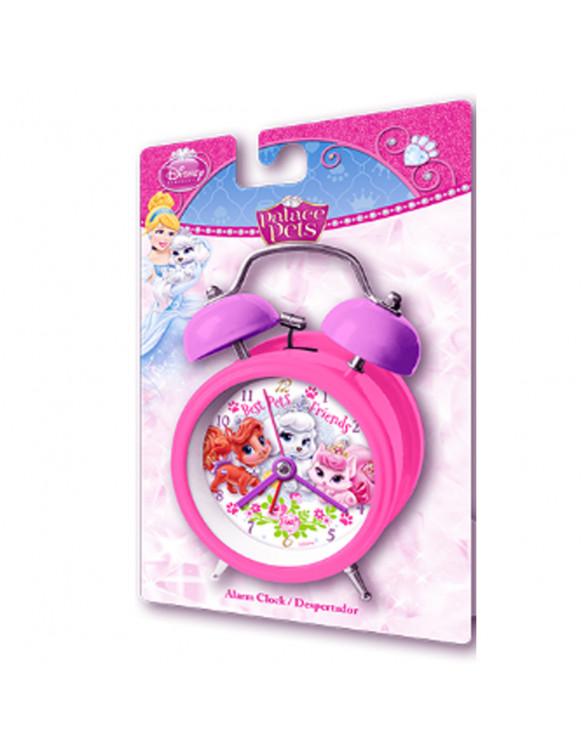 Disney Palace Princess Pets Reloj Despertador 8435333830888