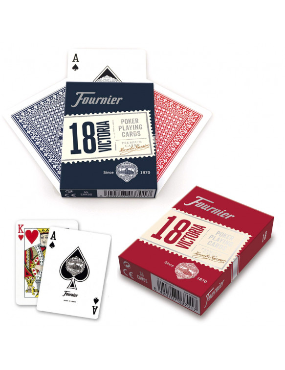 Baraja Poker Clásica 8420707037017 Juegos de estrategia