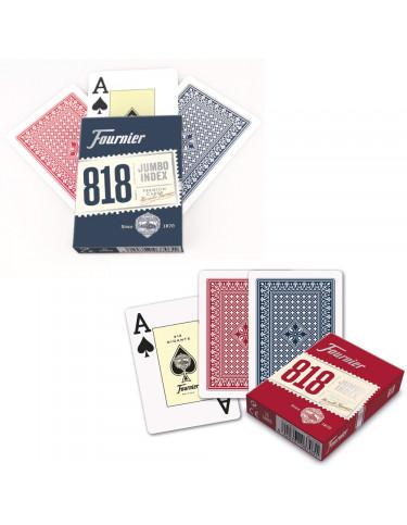 Baraja Poker Clásica Letra Grande 8420707037031
