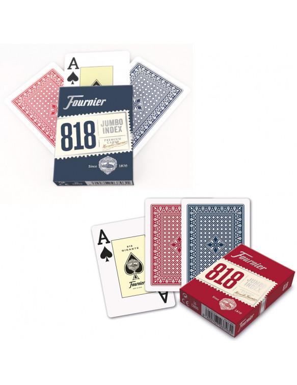 Baraja Poker Clásica Letra Grande 8420707037031 Juegos de