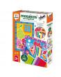 Mosaicos con Pegatinas 8410446689455 Dibujar y pintar