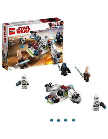Lego 75206 Pack de combate Jedi y Soldado Clon 5702016109993