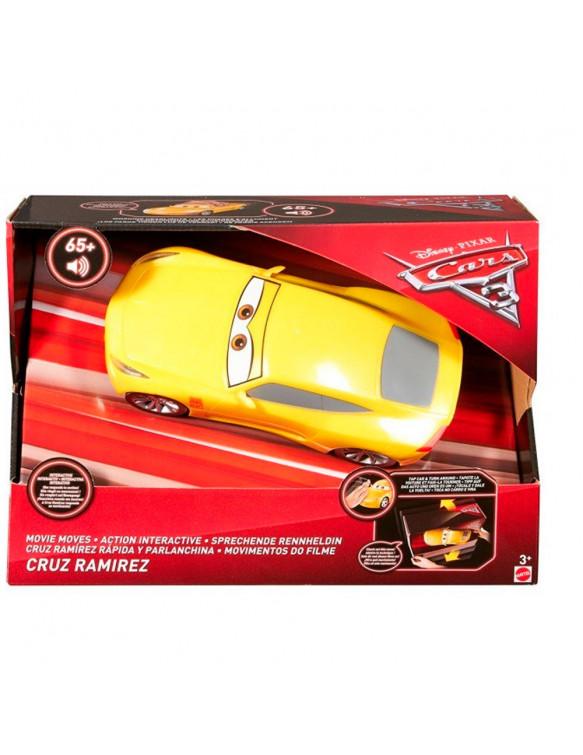 Cars 3 Cruz Rápida y Parlanchina 887961510768